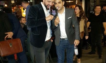 Albanian owned café-bar wins a prestigious London award (Video)