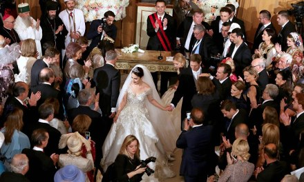 Albania hosts its royal wedding as King Leka II marries longtime fiancee Elia Zaharia
