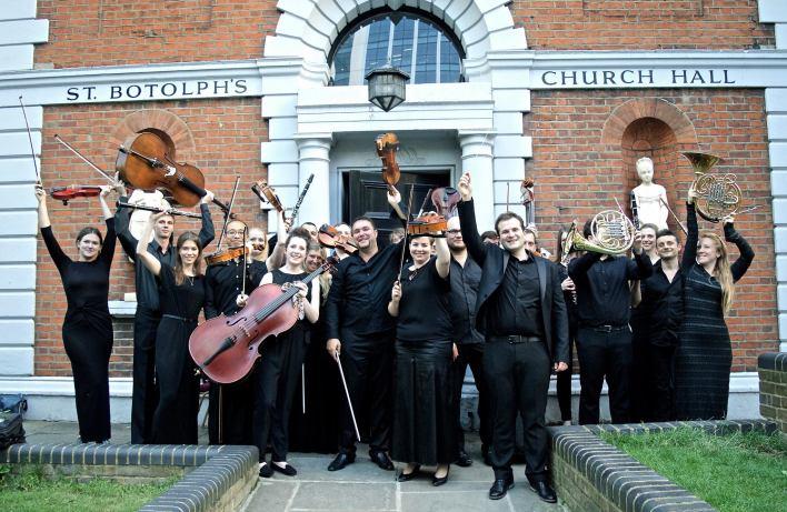 Olsi Qinami and London Thames Orchestra