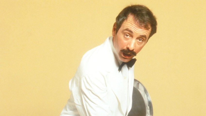 Andrew Sachs as Manuel