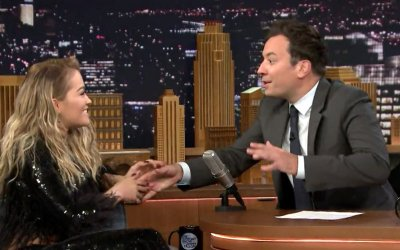 Extraordinary: In the last three years, four Albanian pop-artists have performed on The Tonight Show Starring Jimmy Fallon (Photos)