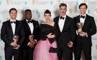 Kosovo war and refugees themed film wins BAFTA