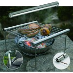 Grilliput Fire Bowl and Barbecue Test and Review