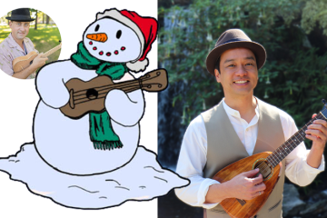 Ukulele Winter Events uke