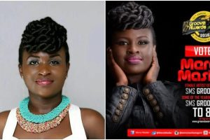 Mercy Masika Groove Awards 2016