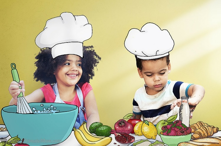 12 Simple Recipes For Junior Chefs