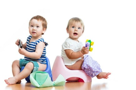 The Basics Of Potty Training