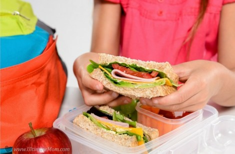 How To Quickly Pack A Healthy Lunchbox For Your Children