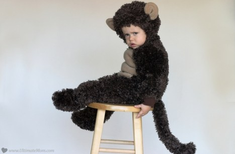 15 No-Sew Last Minute DIY Halloween Costumes For Kids