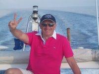 ferrandino in barca