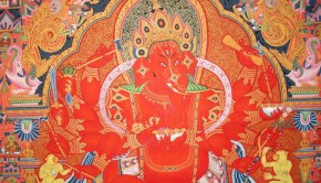 Ganesh Thangka Jason Louv Ultraculture