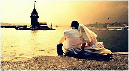 SARANG PDF: Foto - Foto Pasangan Muslim Yang Romantis dan Cute