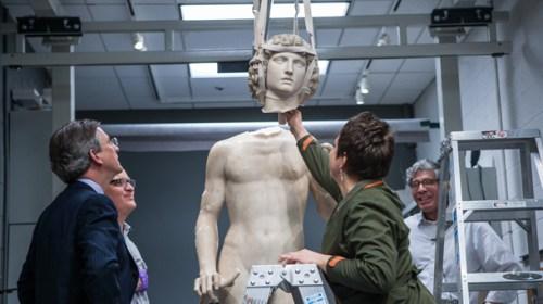 Met: an Italian Masterpiece restored