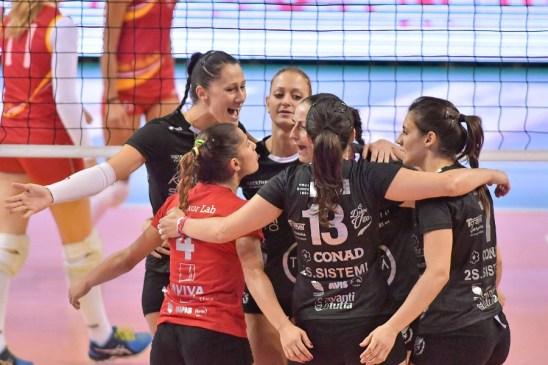 Volley B1 femminile, la Tuum batte la temuta Firenze