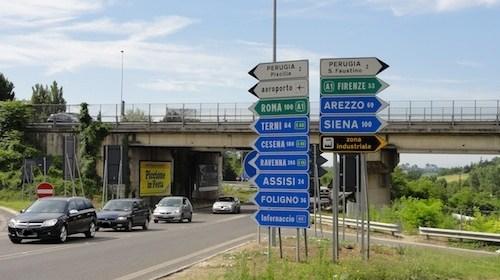 Confagricoltura e CIA Toscana e Umbria manifestano a Bettolle