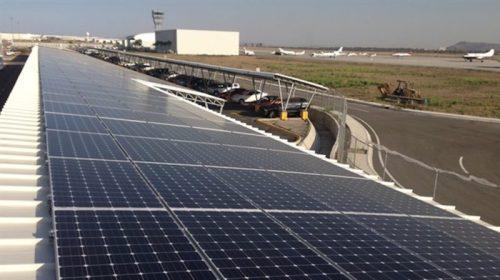 In Sudafrica aereoporto ad energia solare