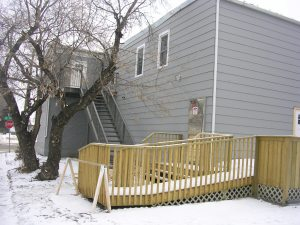 Commercial Building - Lloydminster