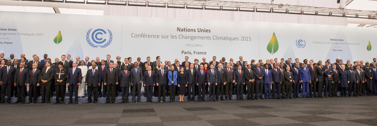 Leaders at COP21