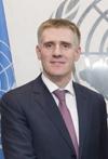 Portrait of SG candidate of Montenegro Igor Lukšic