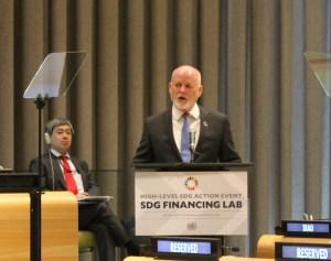 Opening of SDG Financing Lab