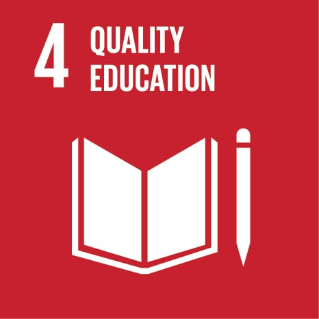 Goal 4: Ensure inclusive and equitable quality education and promote life-long learning opportunities for all