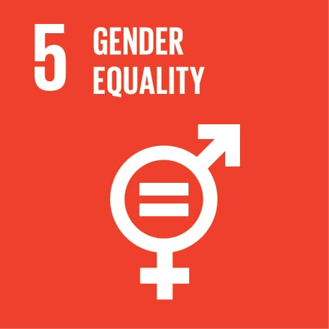 Goal 5: Achieve gender equality and empower all women and girls