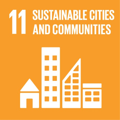 Goal 11: Make cities and human settlements inclusive, safe, resilient and sustainable