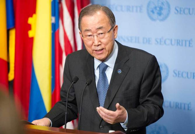 UN chief offers thanks to civil society for its role in Paris Agreement