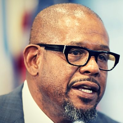 Mr. Forest Whitaker Founder and CEO, Whitaker Peace & Development Initiative