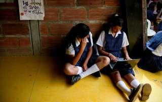 Photo: Students at San Jose Secondary School, a rural school in in La Ceja, Antioquía, Colombia. Photo: Charlotte Kesl/World Bank