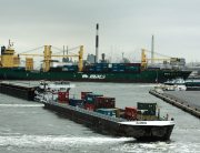 Photo: Port scenes, Antwerp, 2013. International Maritime Organization (IMO) Photo: IMO