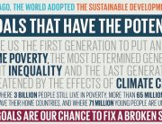 Open letter by SDG Advocates