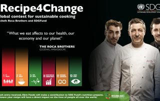 Image: The Roca Brothers are hosting a sustainable cooking contest.