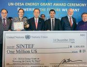 UN Energy Grant