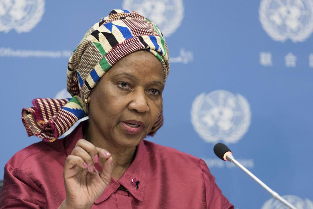 Executive Director of the UN Entity for Gender Equality and the Empowerment of Women