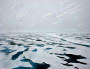 View of the Polar ice rim in 2009. UN Photo/Mark Garten (file)