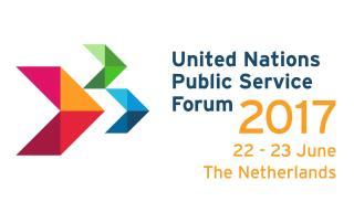 UN Public Service Forum 17 Logo