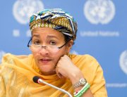 Amina J. Mohammed of Nigeria. UN Photo/Mark Garten