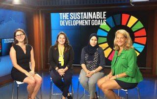 SDG Advocate Alaa Murabit at SDGLive