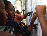 Voting in Haiti''s Presidential Elections. UN Photo/Logan Abassi