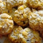 Cornflakes vegan cookies for the worldvegandayThe recipe is on myhellip