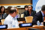 UNGA71 Side Event, United Nations headquarters, New York (September 2016)