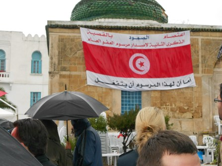 """Tunisia's Transition: Short-Term Problems but Long-Term Potential"""