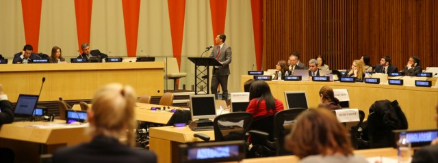 United Nations Alliance of Civilizations (UNAOC) convenes its Focal Points meeting at the UN Headquarters — 140 participants in attendance in New York