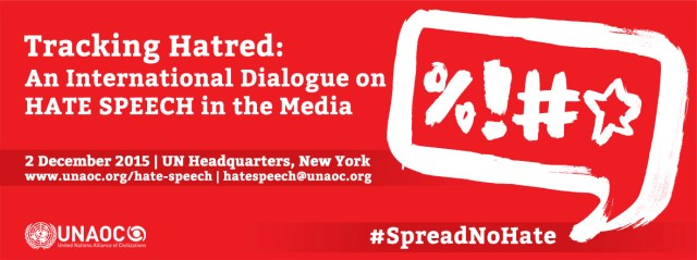 UNAOC to Launch Hate Speech Initiative with New York Symposium
