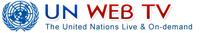 UN Web TV Logo