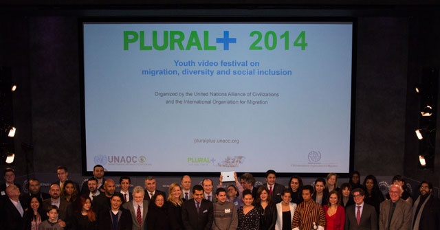 UNAOC and IOM Announce Plural+ 2014 Award Winners