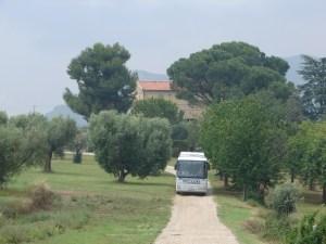 Herausforderungen für Busfahrer
