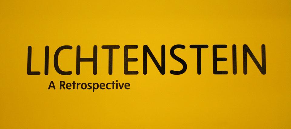Tate Modern Londres Exposicion Lichtenstein