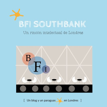 dibujo BFI Southbank Londres